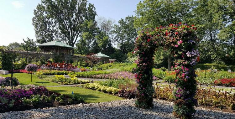 jardin botanique montréal atelier d'écriture rédaction écrire pour les autres création de contenu